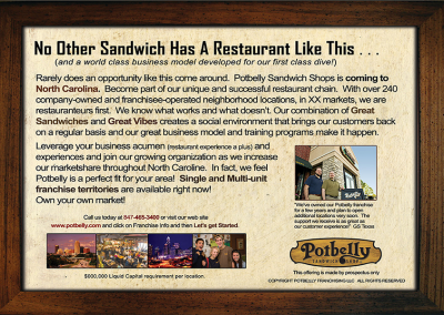 Potbelly-Franchise